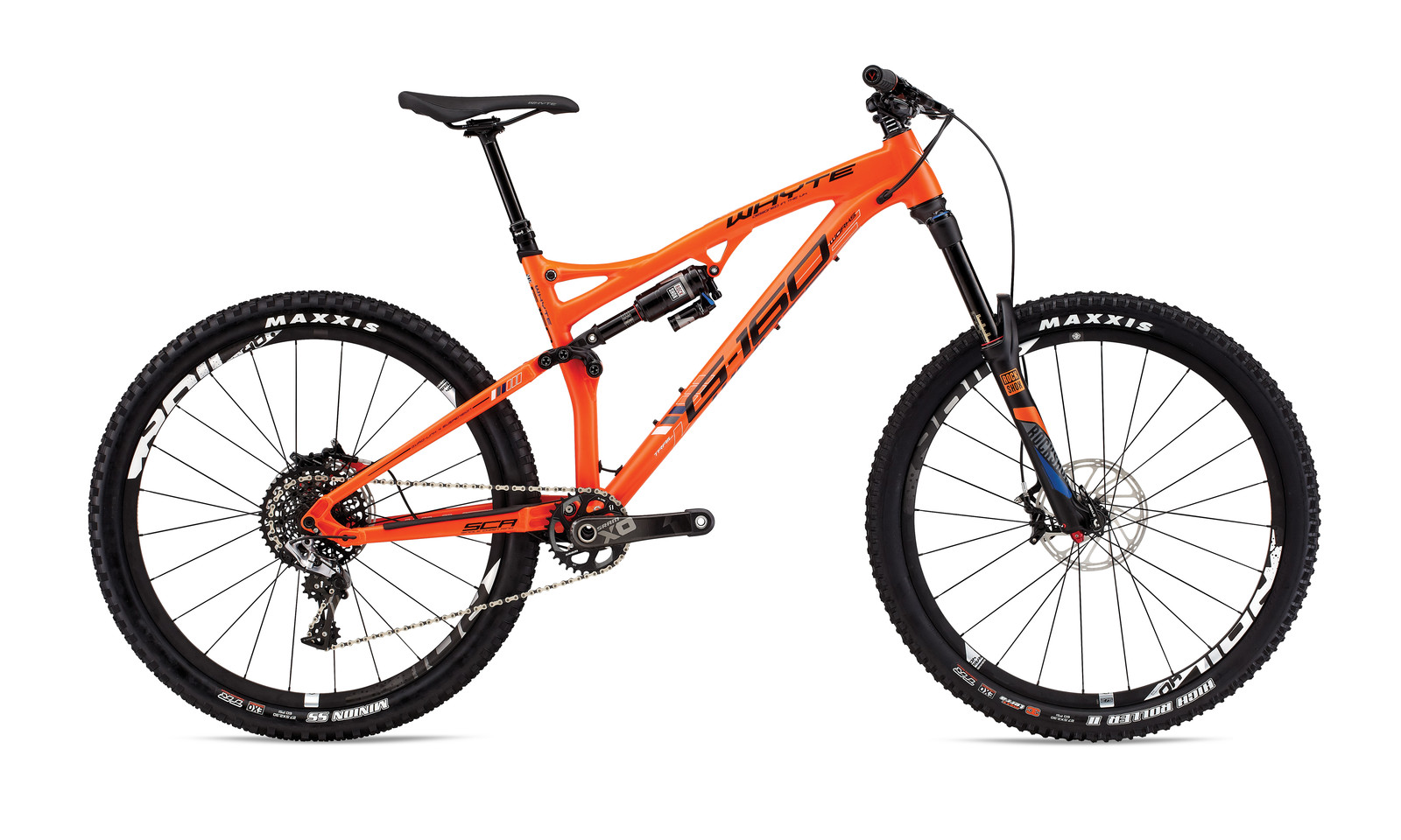 Whyte Bikes Coming to the USA - 2016 Trail and Enduro Bikes at Interbike - Mountain Biking Pictures - Vital MTB