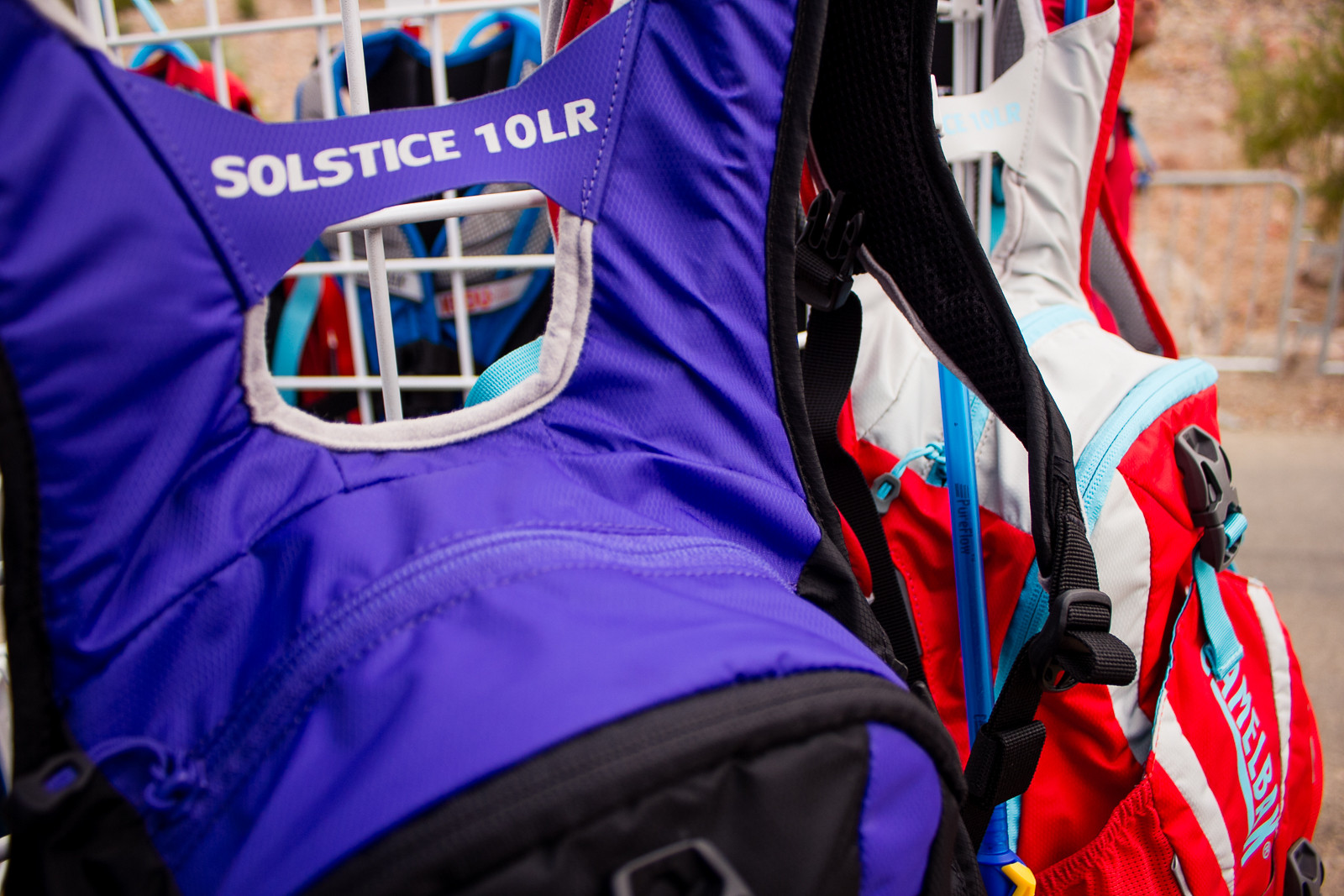 CamelBak Women's Solstice and Skyline Packs - 2016 Women's Bikes and Gear at Interbike - Mountain Biking Pictures - Vital MTB
