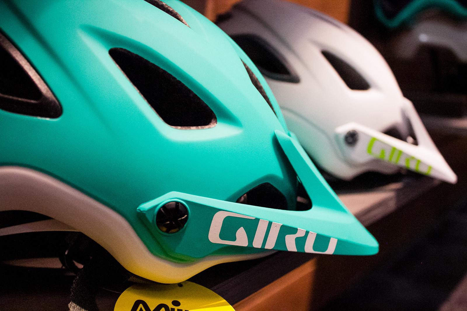 2016 Giro Women's Mantara Helmets - 2016 Women's Bikes and Gear at Interbike - Mountain Biking Pictures - Vital MTB