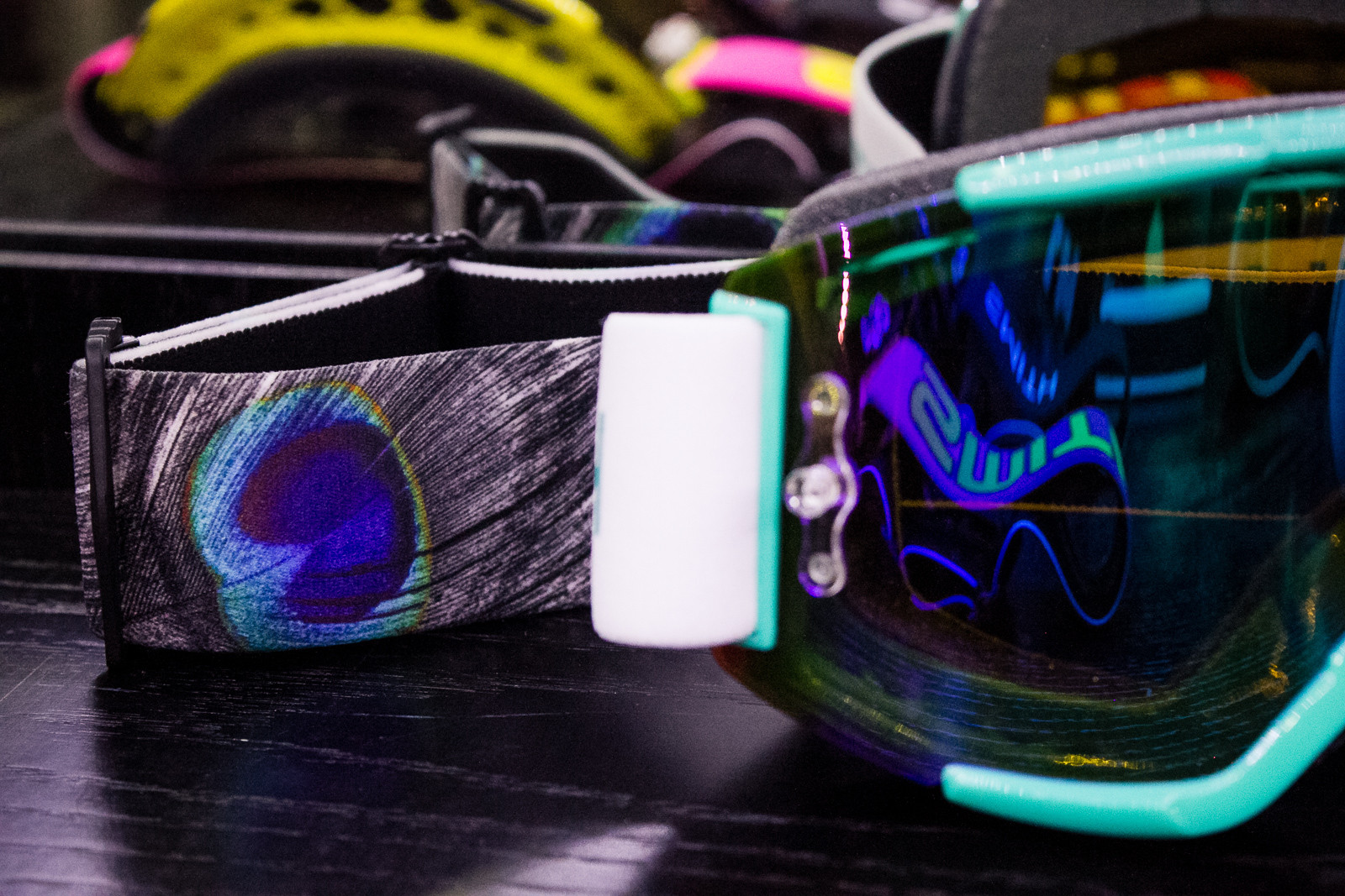 Smith Squad MTB Googles and Forefront Helmets - 2016 Women's Bikes and Gear at Interbike - Mountain Biking Pictures - Vital MTB