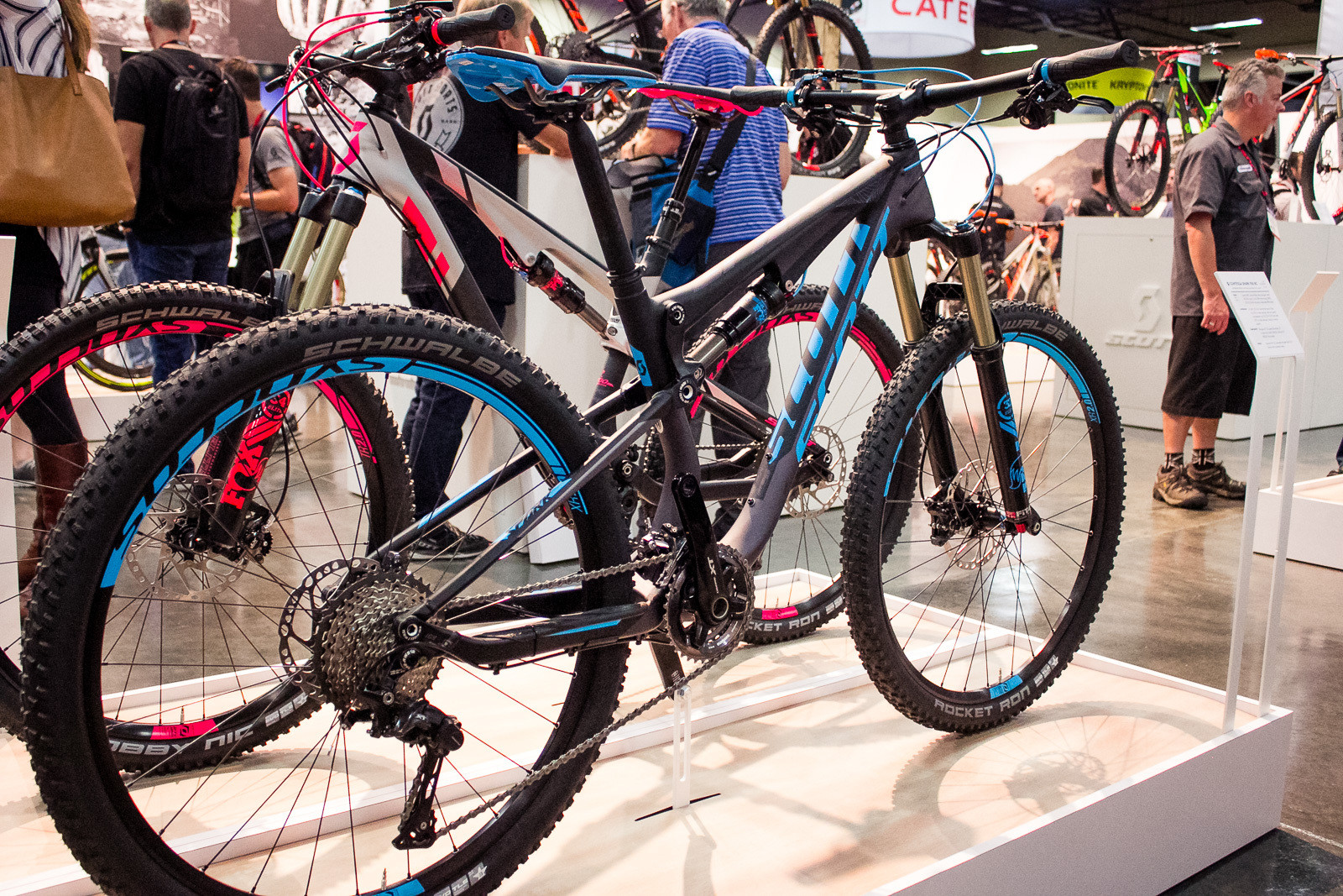2016 Scott Contessa Women's Bikes - 2016 Women's Bikes and Gear at Interbike - Mountain Biking Pictures - Vital MTB