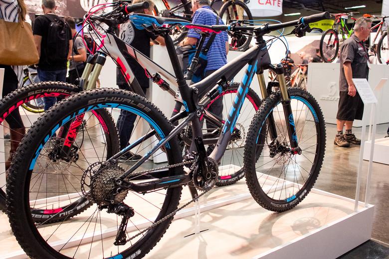2016 Scott Contessa Women's Bikes - 2016 Women's Bikes and Gear at  Interbike - Mountain Biking