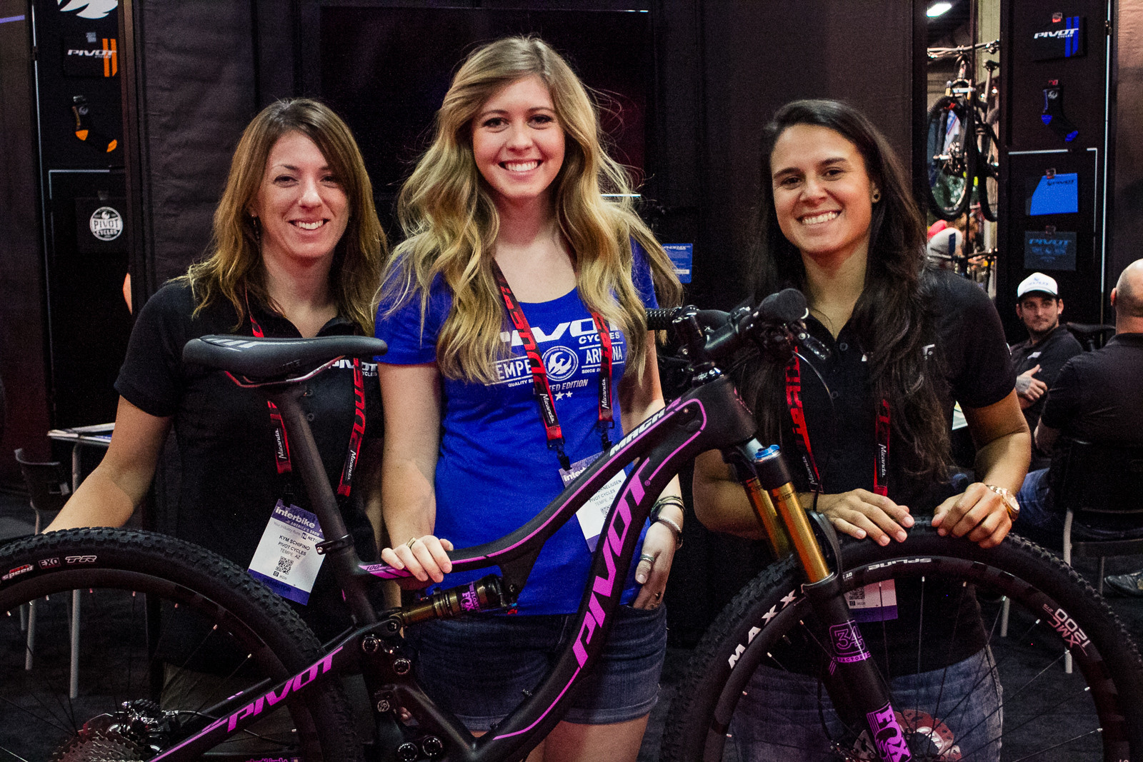 A Good Year for Women - 2016 Women's Bikes and Gear at Interbike - Mountain Biking Pictures - Vital MTB