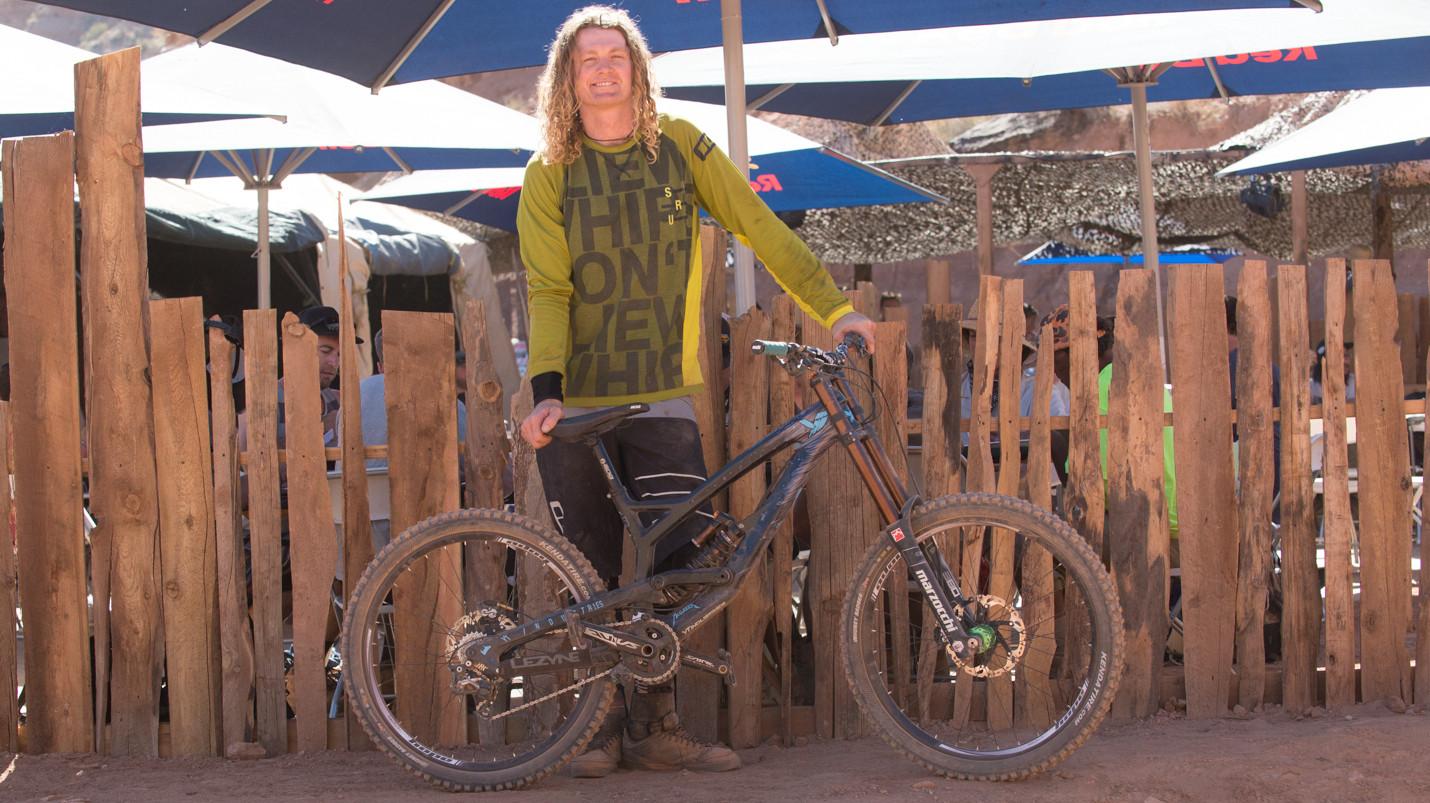 RAMPAGE BIKE - Kelly McGarry's YT Tues - RAMPAGE BIKE - Kelly McGarry's YT Tues - Mountain Biking Pictures - Vital MTB