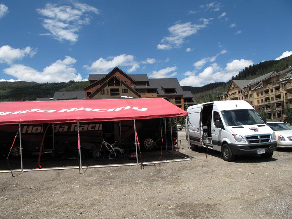 5d585685518 Honda DH Bike at Keystone - New Honda DH Bike? - Mountain Biking Pictures -  Vital MTB