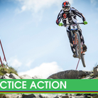 Dear Wheels, We're Sorry - Fort William DH Action