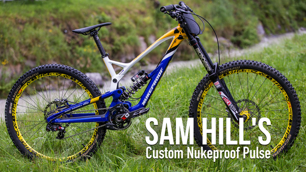 Pro Bike Check: Sam Hill's Custom Nukeproof Pulse