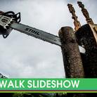Leogang Track Walk Slideshow
