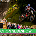 Race Action Slideshow from Leogang