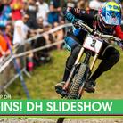 FINALLY! Danny Hart's First World Cup Victory - Lenzerheide DH Slideshow