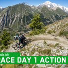 Race Day 1 Action from La Thuile Enduro World Series