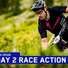 Race Action 2 - Graves and Ravanel Win Enduro World Series Aspen