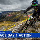Legends Do Battle - Race Action from Enduro World Series, Valberg, France