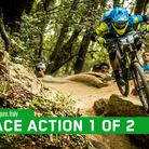 Race Action from Finale Ligure, Enduro World Series Day 1 of 2