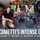 Luca Cometti's Intense Quiver - M16c, Spider and Tazer