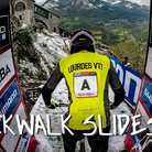SLIDESHOW - Lourdes World Cup DH Track Walk