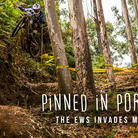 Pinned in Portugal - Enduro World Series, Madeira