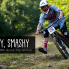 Smashy, Smashy - Mont-Sainte-Anne DH Action