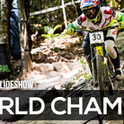 SLIDESHOW: Down-Under Dust Destruction - World Champs DH
