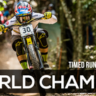 SLIDESHOW: World Champs Timed Training & Seeding