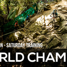 CRAM SESSION - World Champs XC & DH Saturday