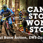 There's Survival, Then There's Sam Hill - EWS Colombia Race Day Slideshow