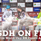 #USDH ON FIRE - Croatia World Cup DH Finals