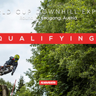 QUALIFYING - Leogang World Cup Downhill