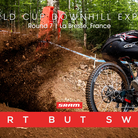 Short But Sweet! La Bresse World Cup DH Action