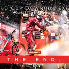 THE END. La Bresse World Cup DH Finals Slideshow