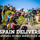 SPAIN DELIVERS - Enduro World Series Ainsa Race Action Slideshow