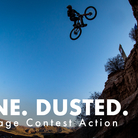 DONE. DUSTED. Red Bull Rampage Contest Day Action