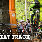 A Great Track - Maribor World Cup DH Timed Training Slideshow