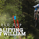 QUALIFYING SLIDESHOW - Fort William World Cup DH