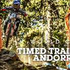 Andorra World Cup Downhill Timed Training Slideshow