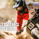 QUALIFYING SLIDESHOW - Andorra World Cup DH