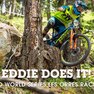 THE CLOSEST EVER! Enduro World Series Les Orres Race Slideshow