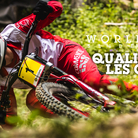 QUALIFYING SLIDESHOW - Les Gets World Cup DH
