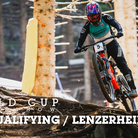 QUALIFYING SLIDESHOW - Lenzerheide World Cup Downhill