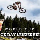 Ludicrous Lenzerheide - World Cup Downhill Race Slideshow