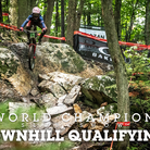 2019 WORLD CHAMPIONSHIPS DOWNHILL QUALIFYING - Mont-Sainte-Anne