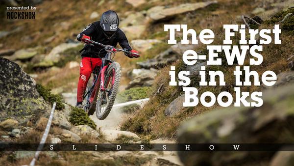 The First E-MTB Enduro World Series Race - Zermatt