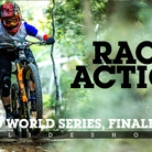 Enduro World Series Race Action - Finale Ligure