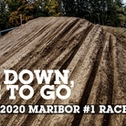 SLIDESHOW - Maribor World Cup Downhill Racing 1 of 2