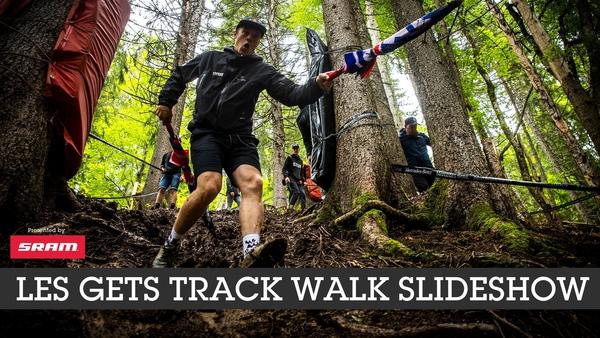 Les Gets Trackwalk Slideshow