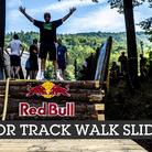 2021 Maribor World Cup Downhill Track Walk Slideshow