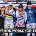 Snowshoe World Cup DH Finals Slideshow