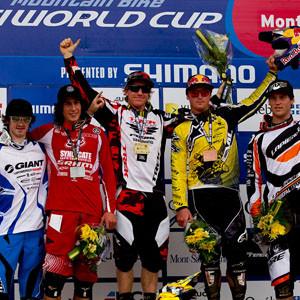 2011 Mont Sainte Anne World Cup Downhill Finals