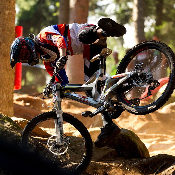 2011 UCI World Cup, Val di Sole Downhill Training