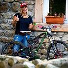 Bike Check: Anka Martin's Santa Cruz Blur TRc